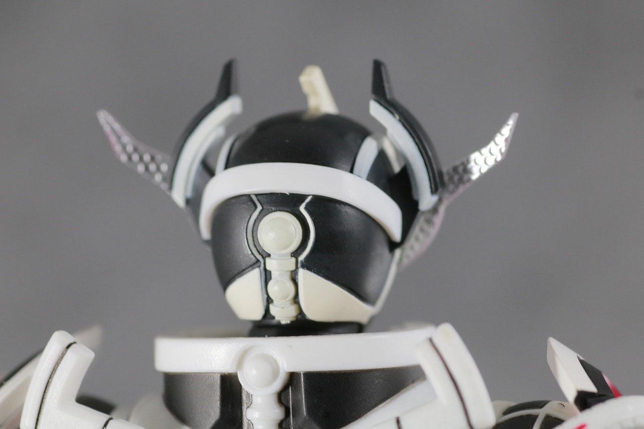 S.H.フィギュアーツ 仮面ライダーエボル ブラックホールフォーム フェイズ4 レビュー 本体