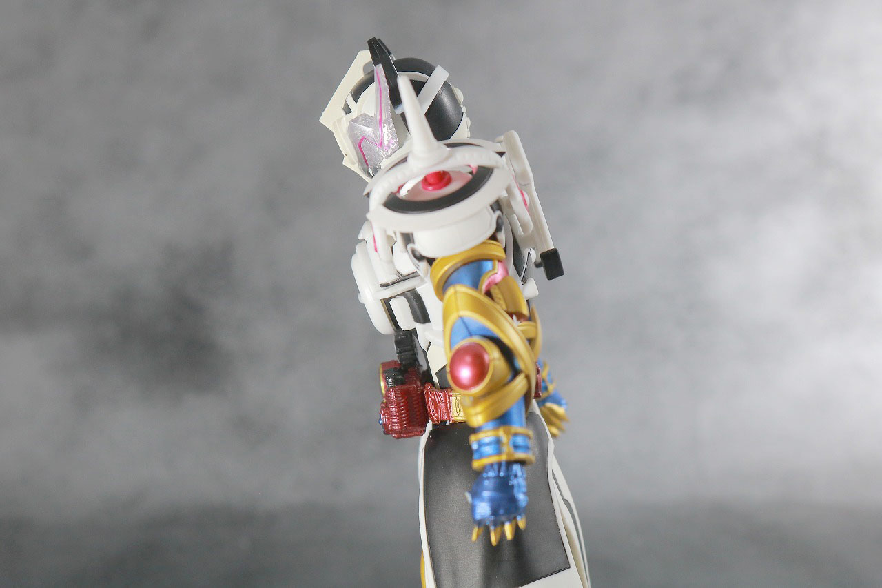S.H.フィギュアーツ 仮面ライダーエボル ブラックホールフォーム フェイズ4 レビュー 可動範囲