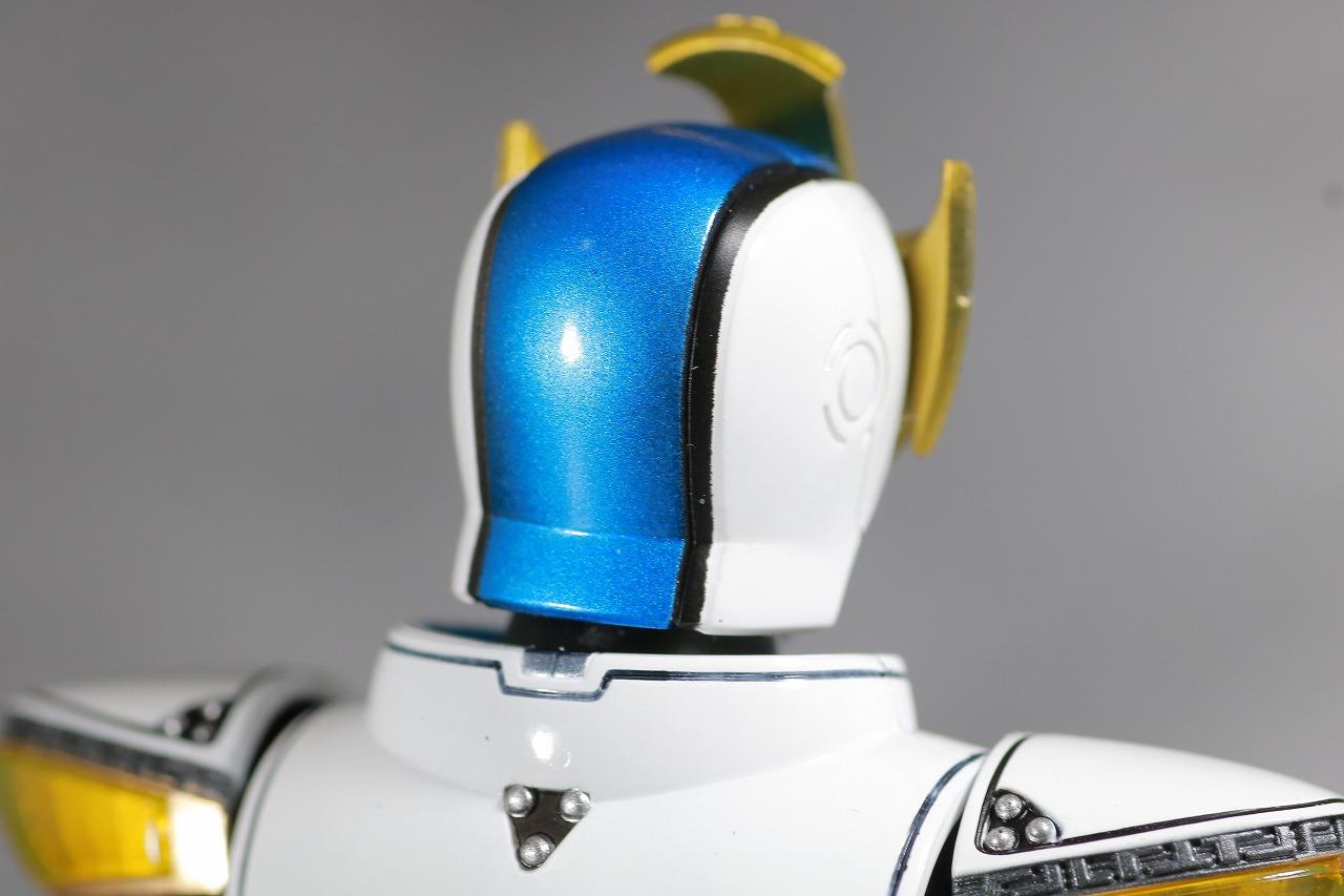 S.H.フィギュアーツ 仮面ライダーイクサ 真骨彫製法 レビュー 本体