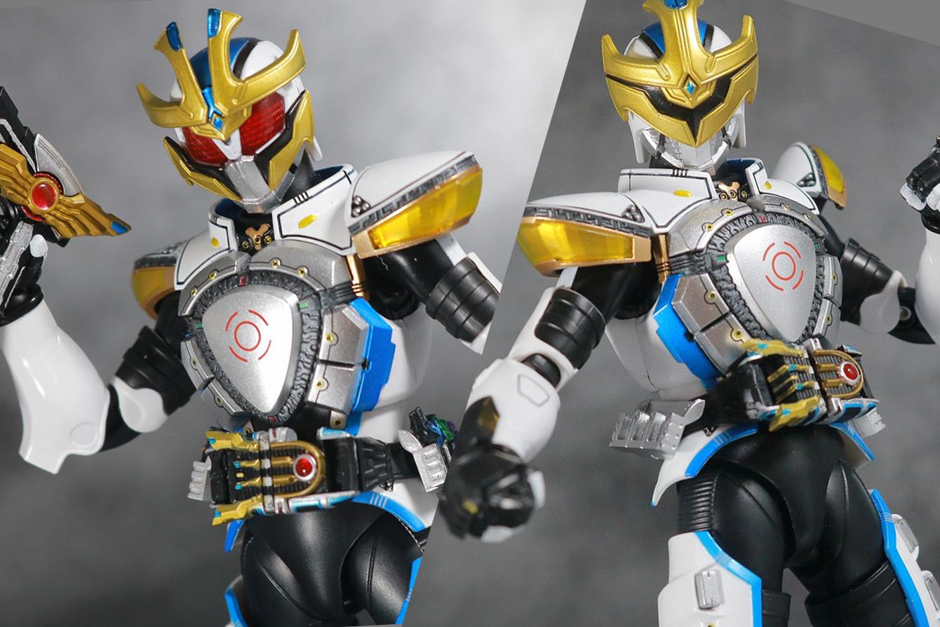 S.H.フィギュアーツ 仮面ライダーイクサ セーブ/バーストモード 真骨彫製法 レビュー