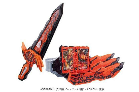 DX無銘剣虚無&覇剣ブレードライバーが2021年3月に発売! - 仮面ライダーファルシオンに変身!