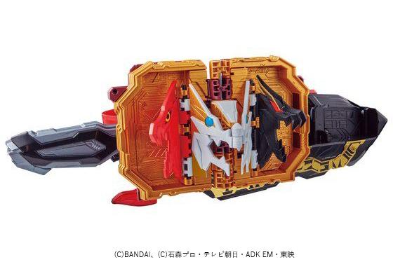 DXエモーショナルドラゴンワンダーライドブックが21年3月に限定発売! - 劇場版に登場!