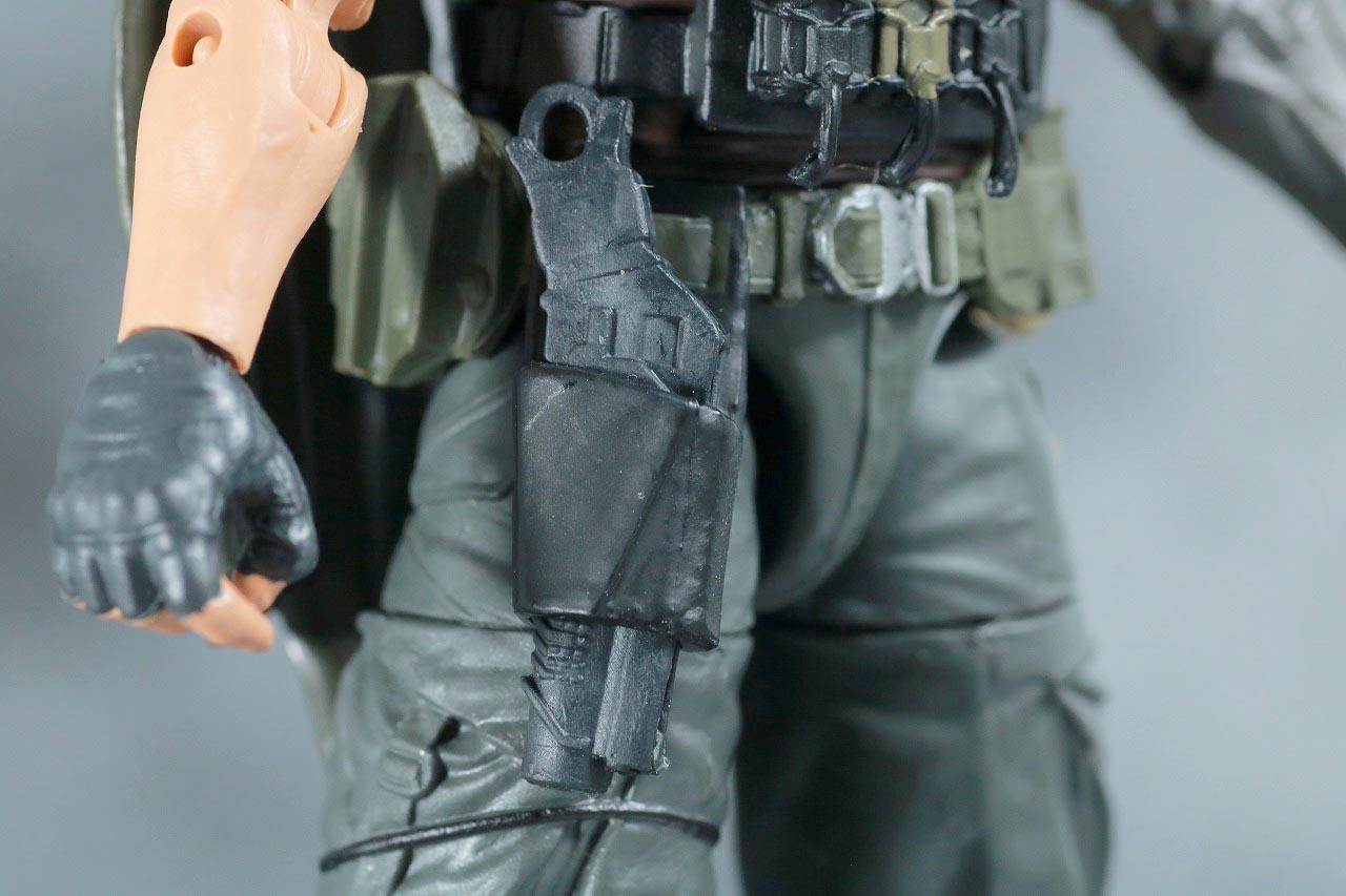マーベルレジェンド ケーブル デッドプール2 レビュー 付属品 銃