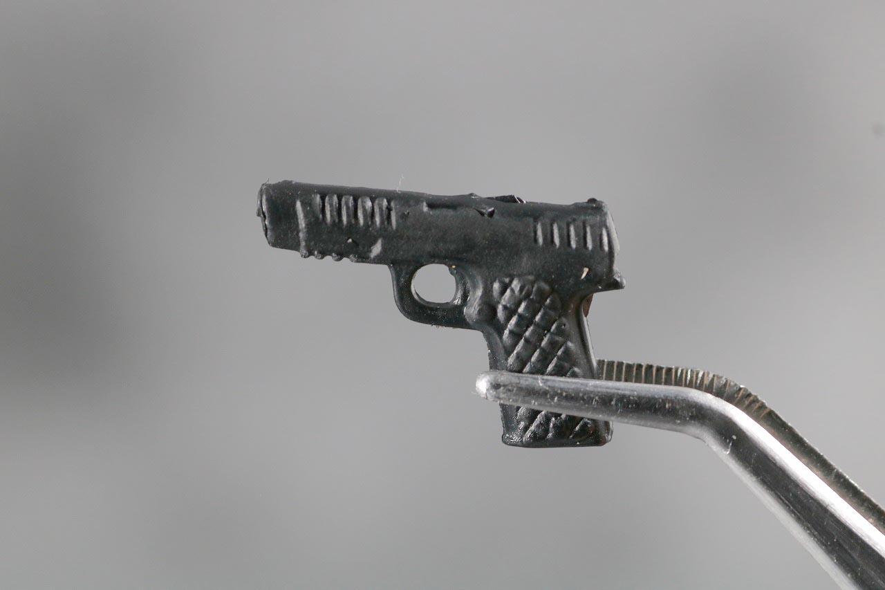 マーベルレジェンド ケーブル デッドプール2 レビュー 付属品 拳銃