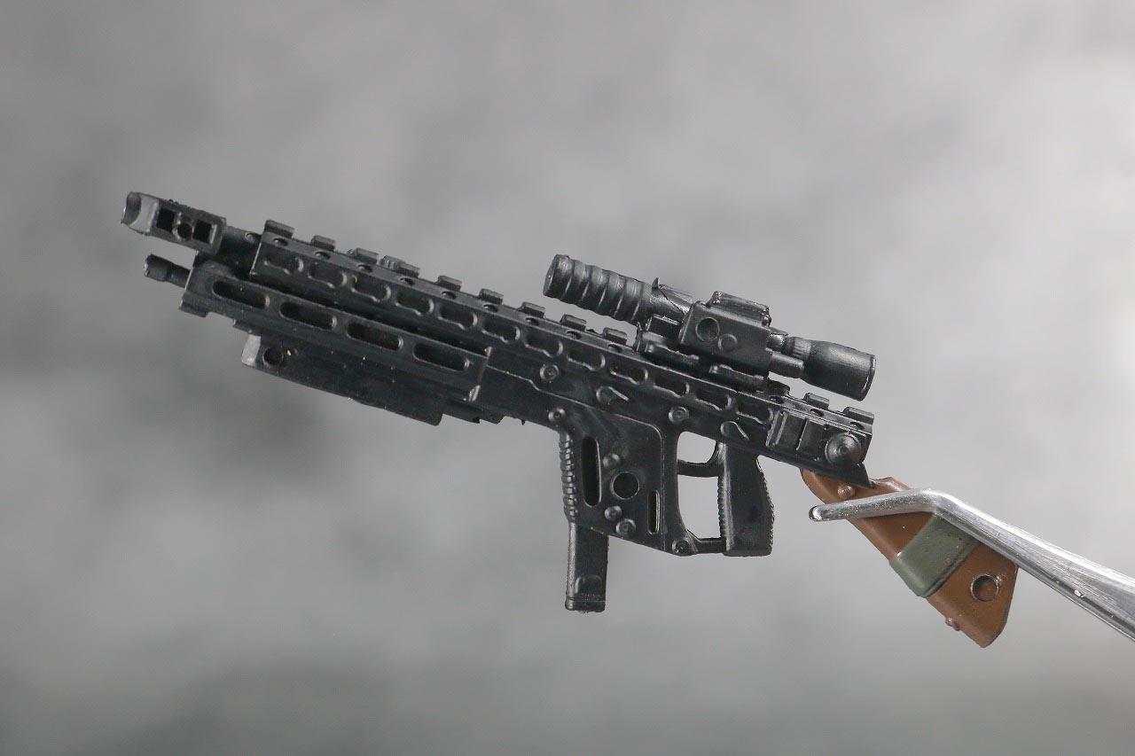 マーベルレジェンド ケーブル デッドプール2 レビュー 付属品 ライフル