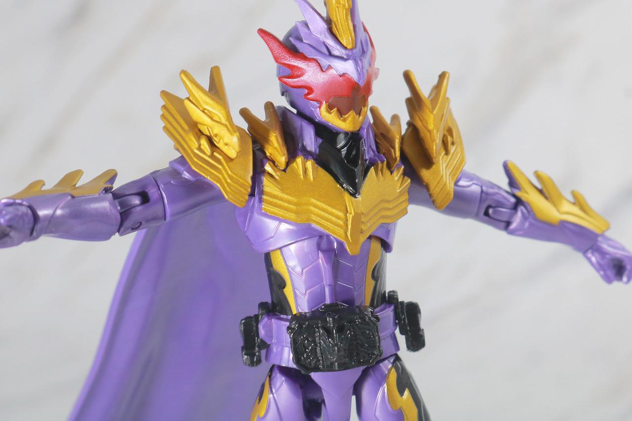 RKF 仮面ライダーカリバー ジャアクリードセット レビュー アクション ジャオウドラゴン 可動範囲