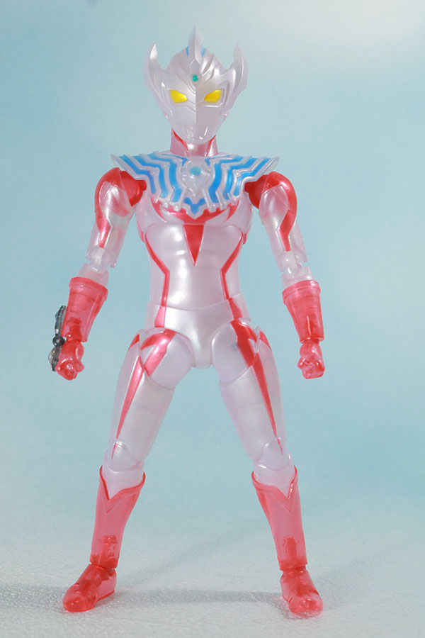 S.H.フィギュアーツ ウルトラマンタイガ Special Clear Color Ver. レビュー 本体