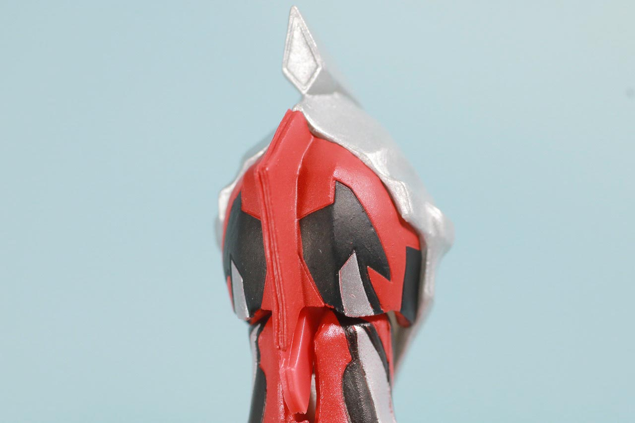 S.H.フィギュアーツ ウルトラマンジード プリミティブ ニュージェネ レビュー 付属品 赤目ヘッド
