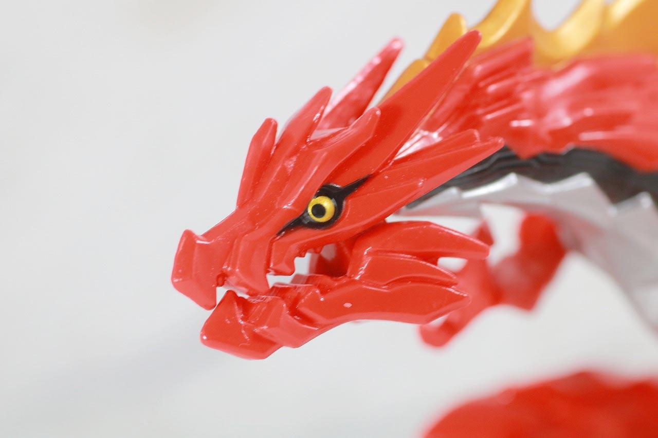 RKF 仮面ライダーセイバー ドラゴニックナイト&ワンダーコンボセット レビュー ブレイブドラゴン 可動範囲