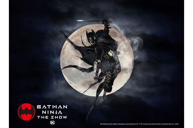 日本初の衝撃の舞台化!『ニンジャバットマン』舞台が 2021年10月1日~ 池袋Theater Mixaで公演決定!