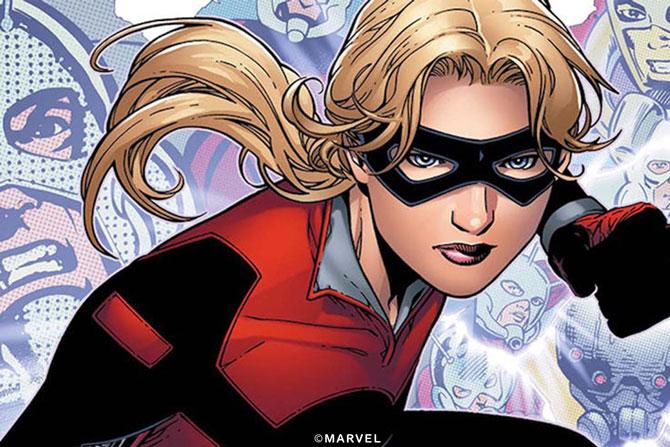 キャスリン・ニュートン、キャシー・ラングがヒーローになることを示唆 - 『エンドゲーム』キャシー役女優もコメント