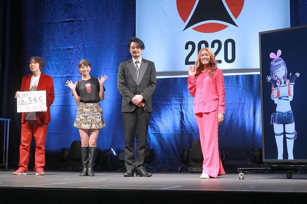 『東京コミコン2021』が12月3日・4日・5日に開催が決定! - 苦難を乗り越えた来年も継続!