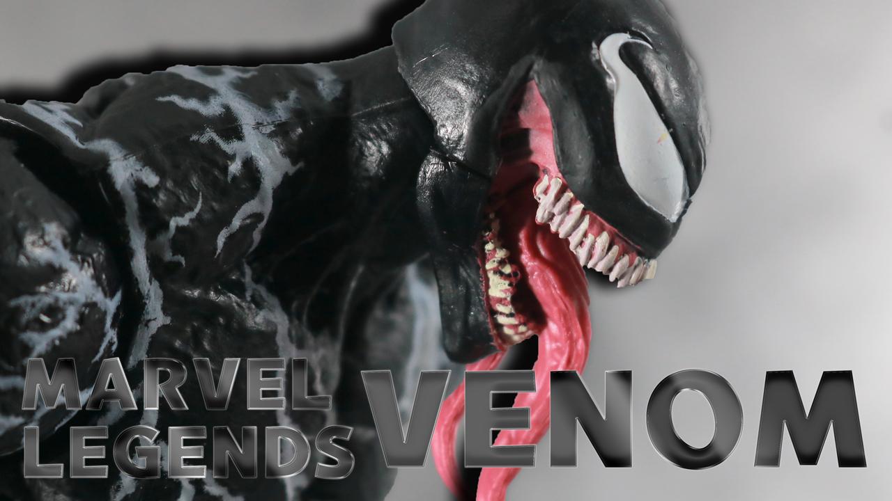 マーベルレジェンド ヴェノム(映画『ヴェノム』)をレビュー!【We are Venom】