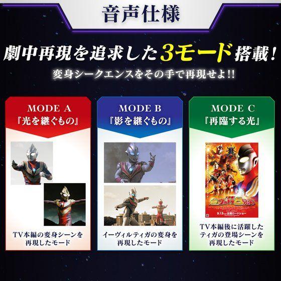 ウルトラレプリカ スパークレンス 25th Anniversary ver.