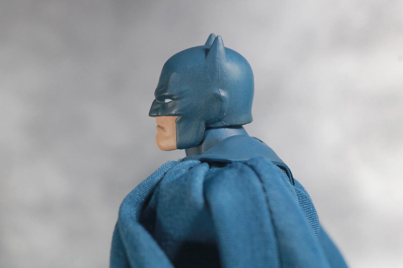 MAFEX バットマン HUSH レビュー 可動範囲