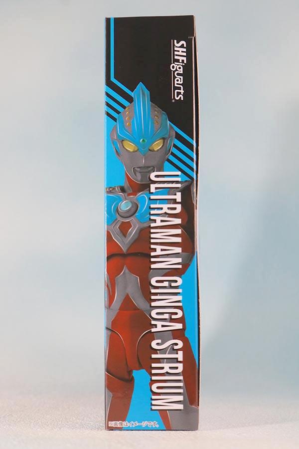 S.H.フィギュアーツ ウルトラマンギンガストリウム レビュー パッケージ