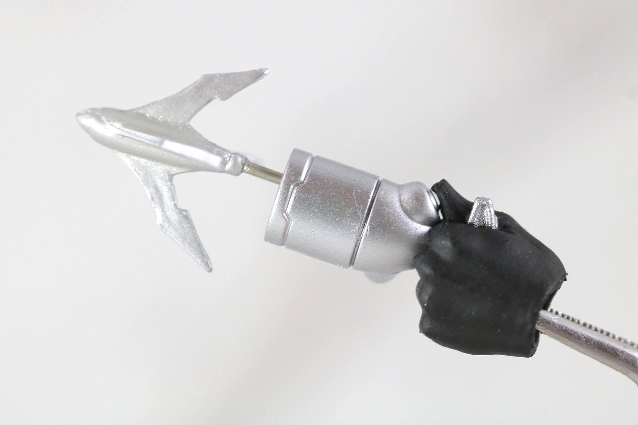MAFEX バットマン HUSH BLACK ver. レビュー 付属品 グラップルガン