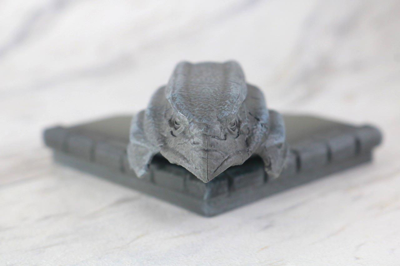 MAFEX バットマン HUSH BLACK ver. レビュー 付属品 ガーゴイルベース