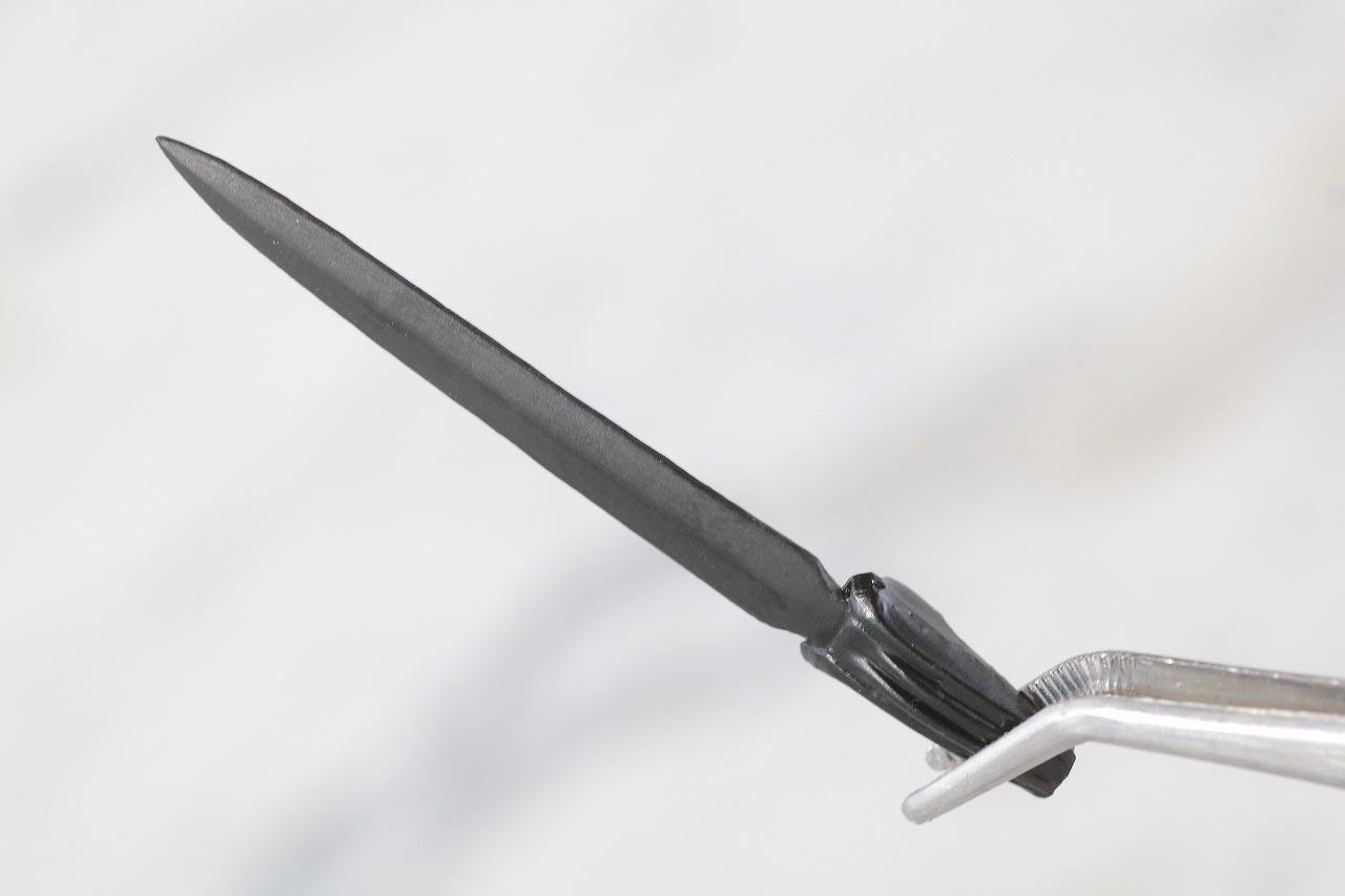 MAFEX ブラックマンタ レビュー 付属品 剣