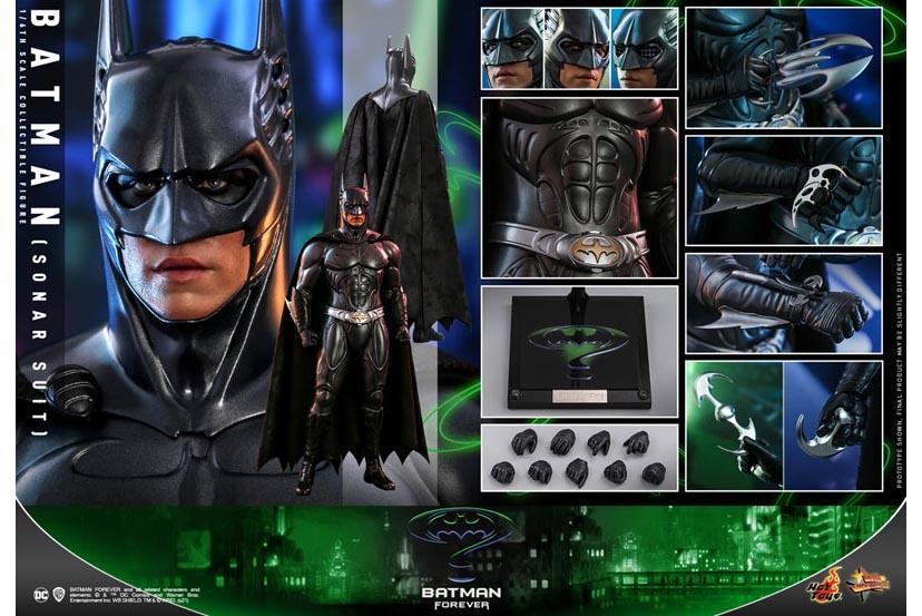 ホットトイズ新作!『バットマン フォーエヴァー』版バットマンが2022年9月に発売決定!