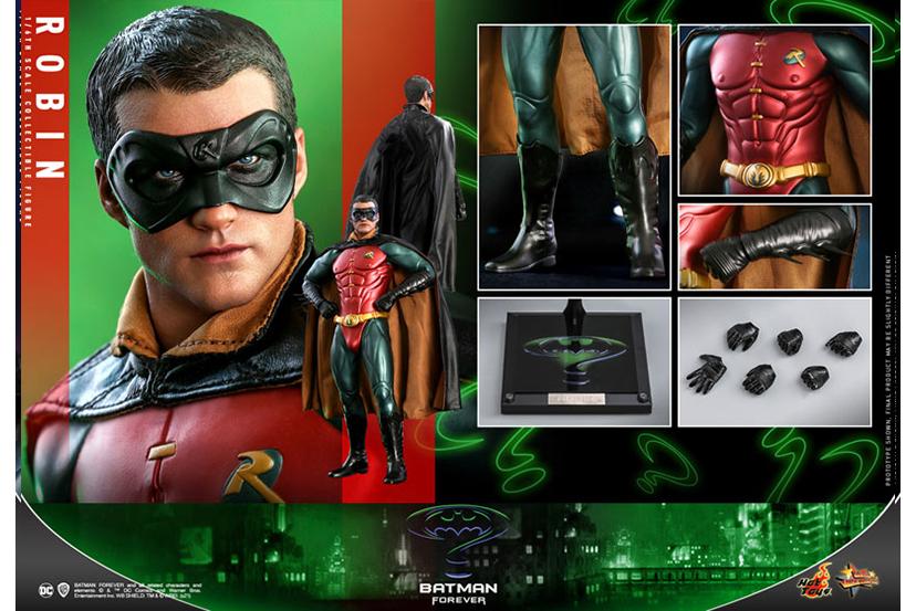 ホットトイズ新作!『バットマン フォーエヴァー』版ロビンが2022年9月に発売決定!