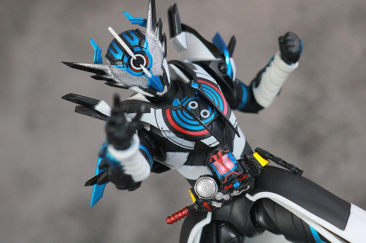 S.H.フィギュアーツ 仮面ライダークローズエボル レビュー アクション