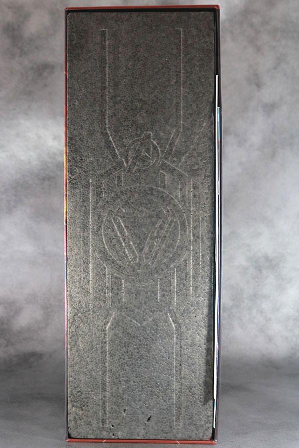 ホットトイズ ムービー・マスターピース アイアンマン マーク85 レビュー パッケージ