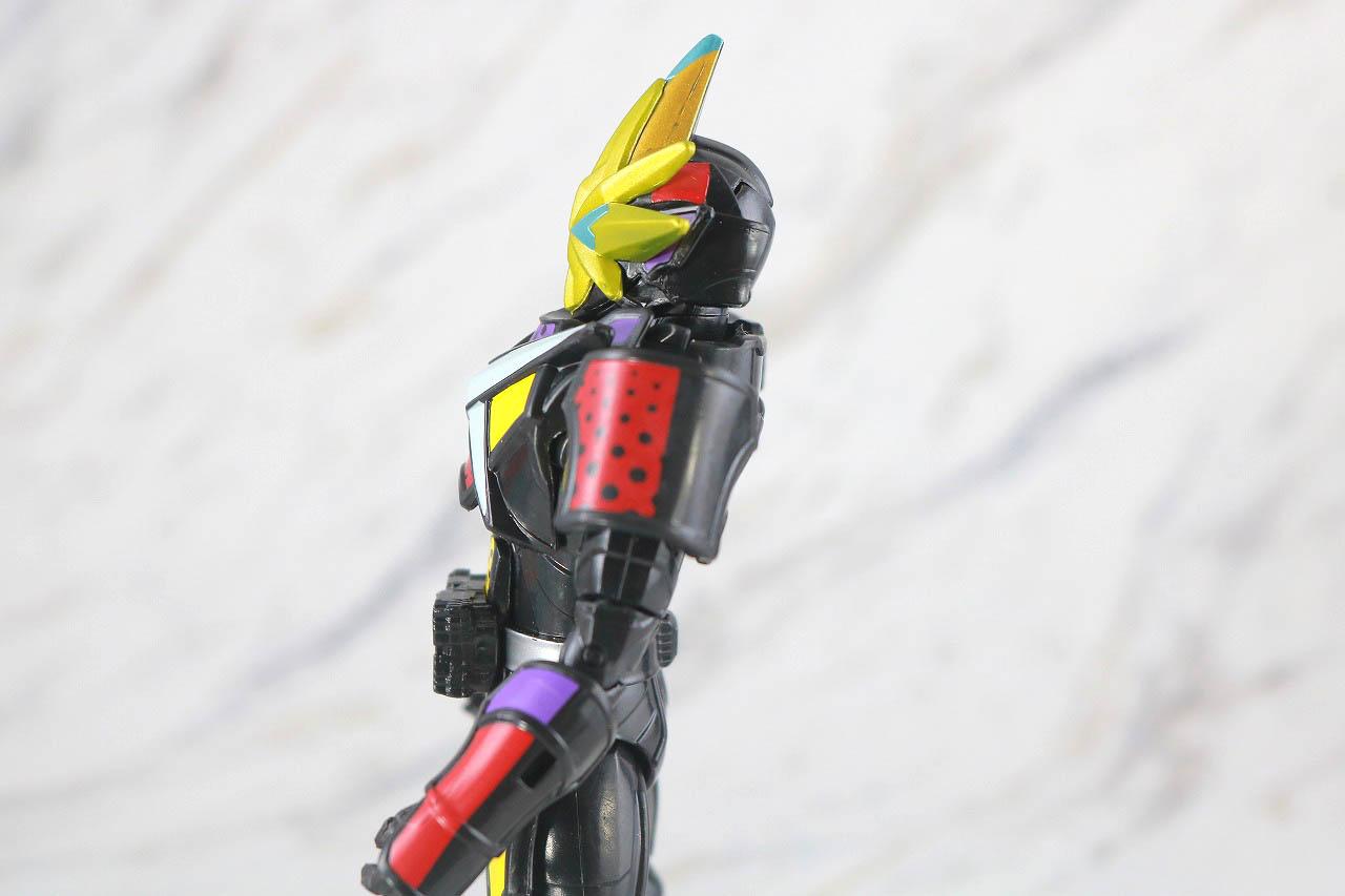 RKF 仮面ライダー最光 最高パーフェクトセット レビュー 可動範囲 エックスソードマン