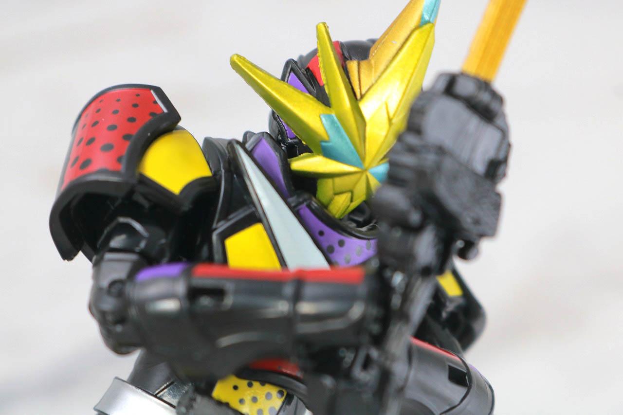 RKF 仮面ライダー最光 最高パーフェクトセット レビュー アクション