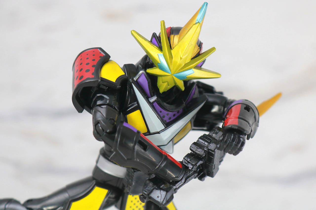 RKF 仮面ライダー最光 最高パーフェクトセット レビュー アクション エックスソードマン