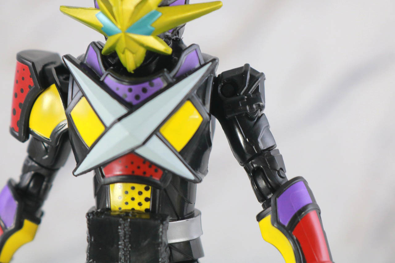 RKF 仮面ライダー最光 最高パーフェクトセット レビュー フォームチェンジ
