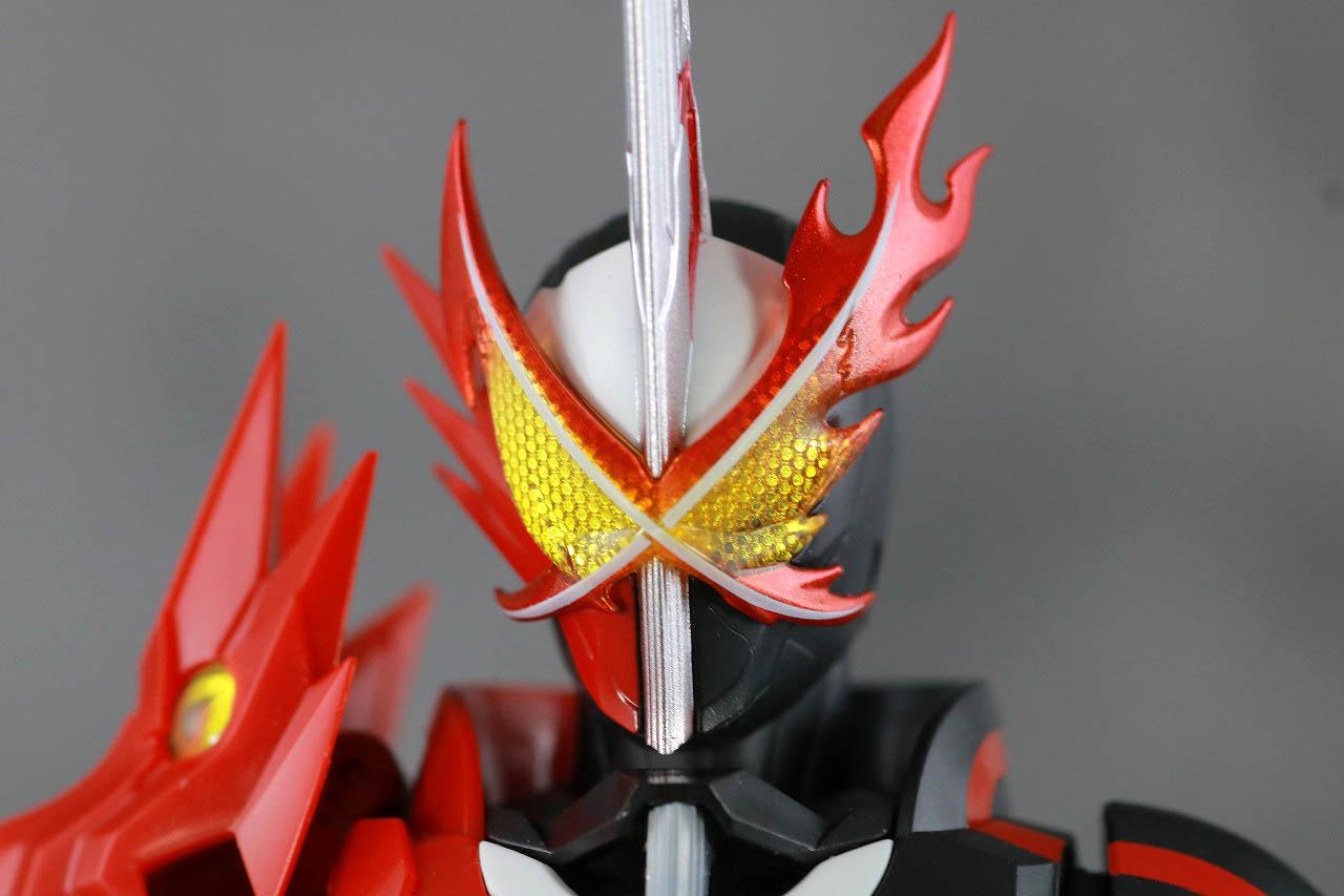 S.H.フィギュアーツ 仮面ライダーセイバー ブレイブドラゴン レビュー 本体