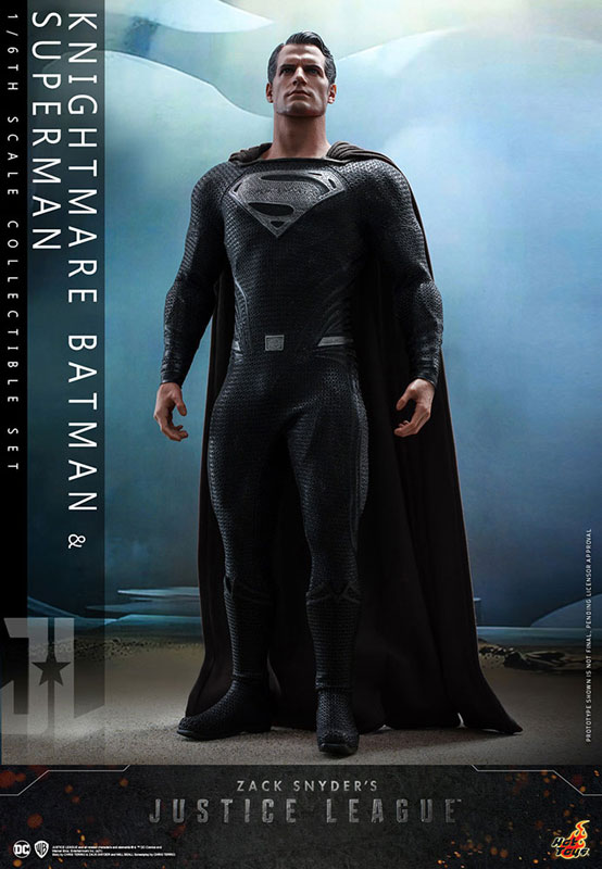 ホットトイズ ムービー・マスターピース ナイトメアバットマン&スーパーマン