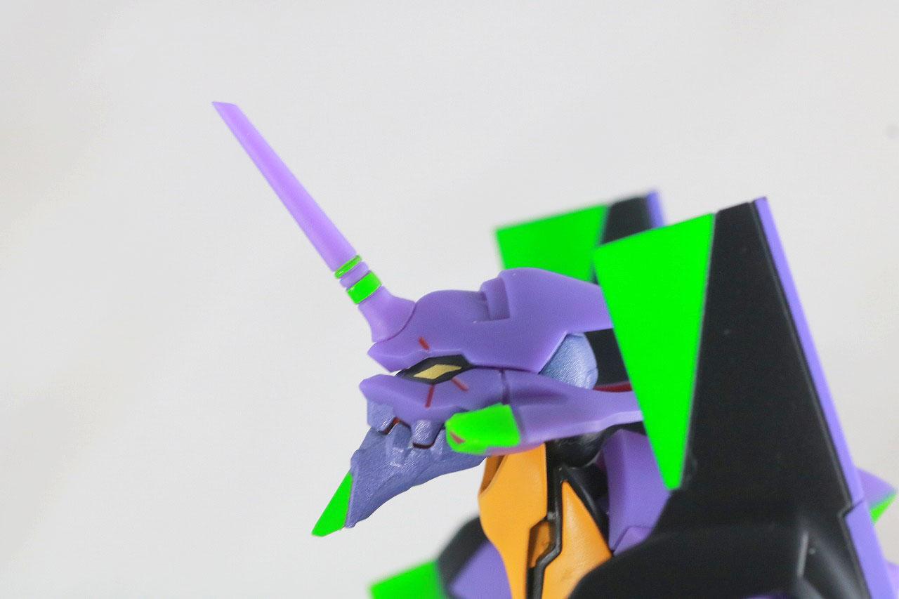 ROBOT魂 エヴァンゲリオン 初号機 新劇場版 レビュー 本体