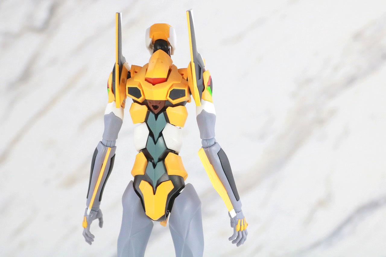 ROBOT魂 エヴァンゲリオン 零号機(改) 新劇場版 レビュー 本体