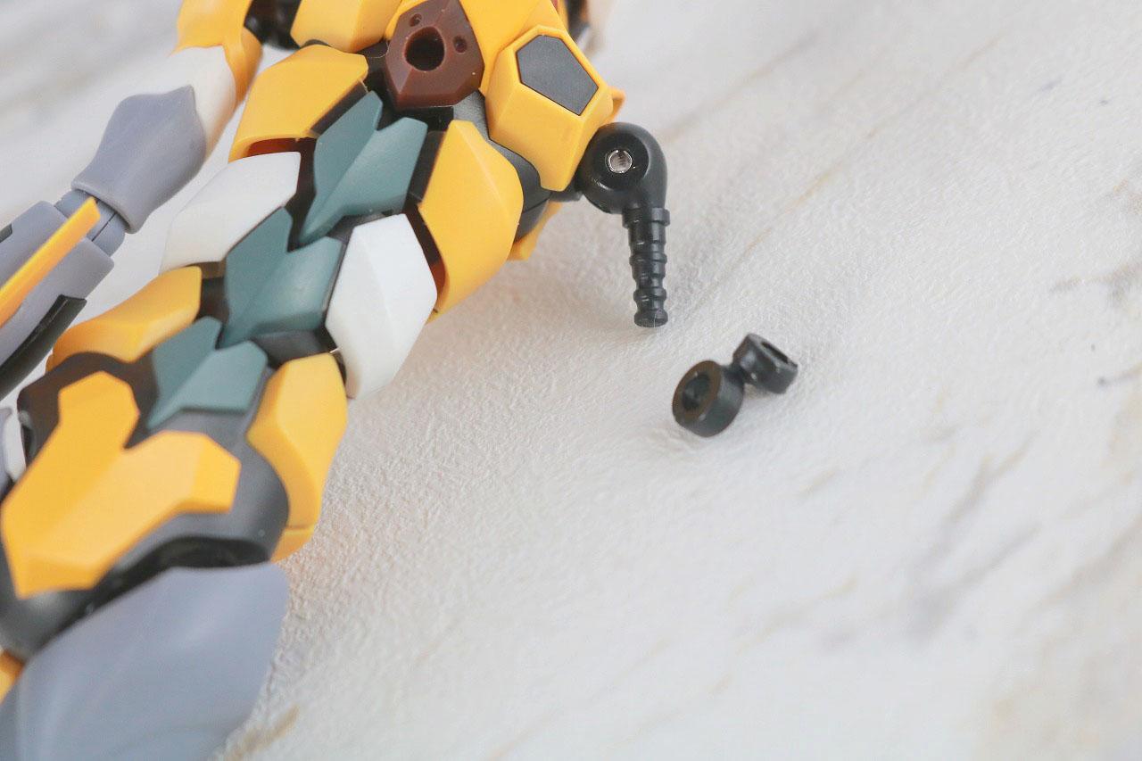ROBOT魂 エヴァンゲリオン 零号機/零号機(改) 新劇場版 レビュー 換装