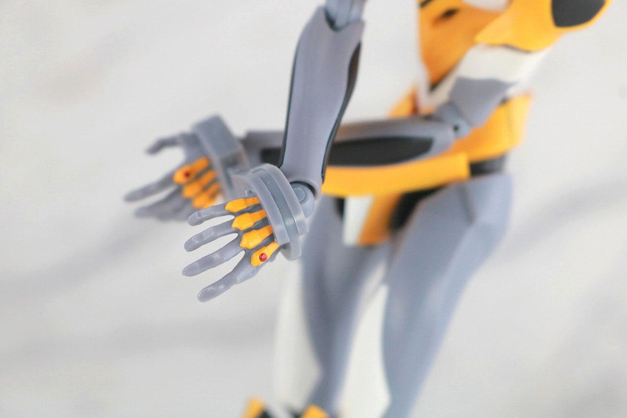 ROBOT魂 エヴァンゲリオン 零号機 新劇場版 レビュー 封印状態 換装ギミック
