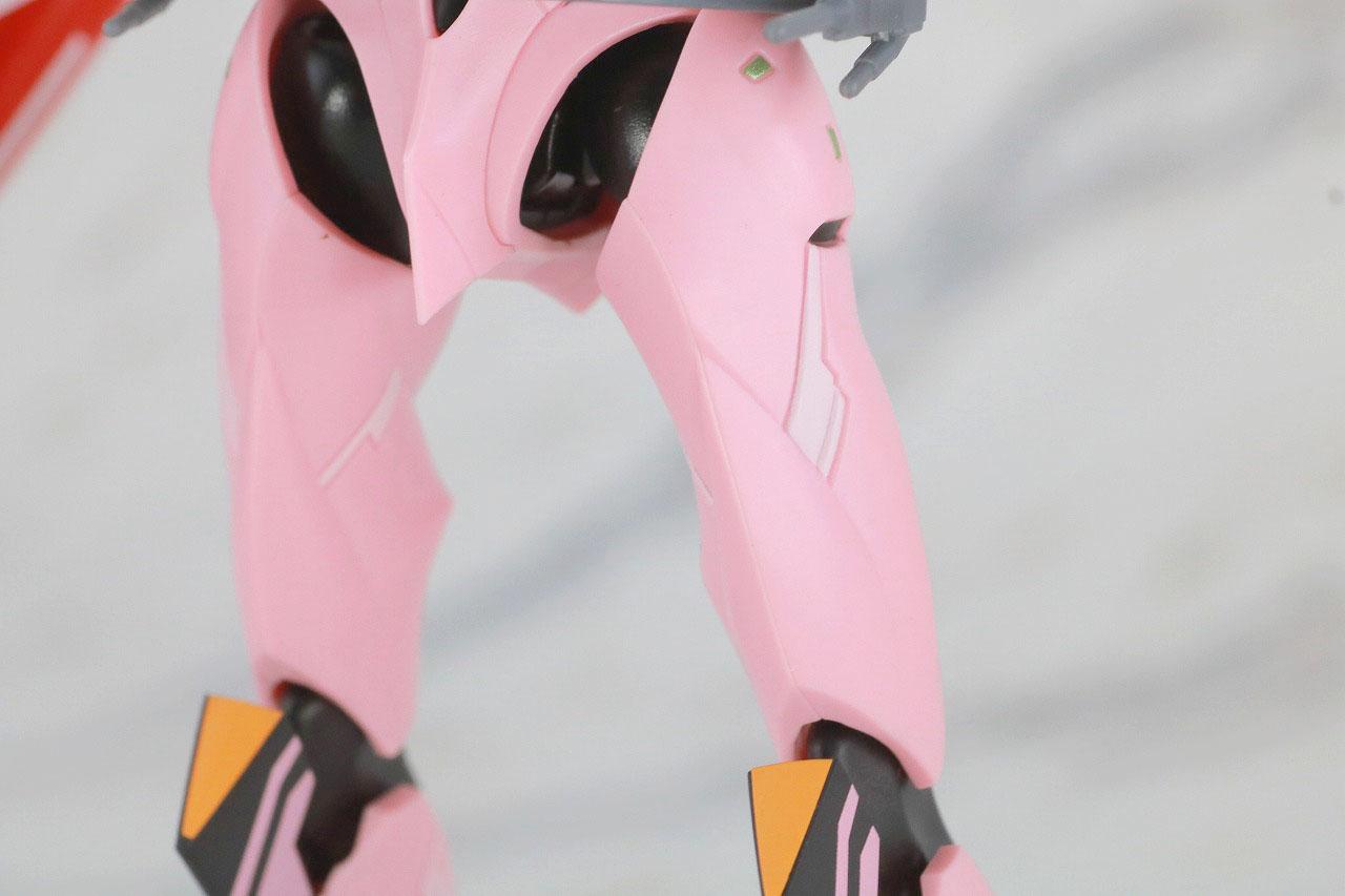ROBOT魂 エヴァンゲリオン 8号機β 臨時戦闘形態 レビュー 本体