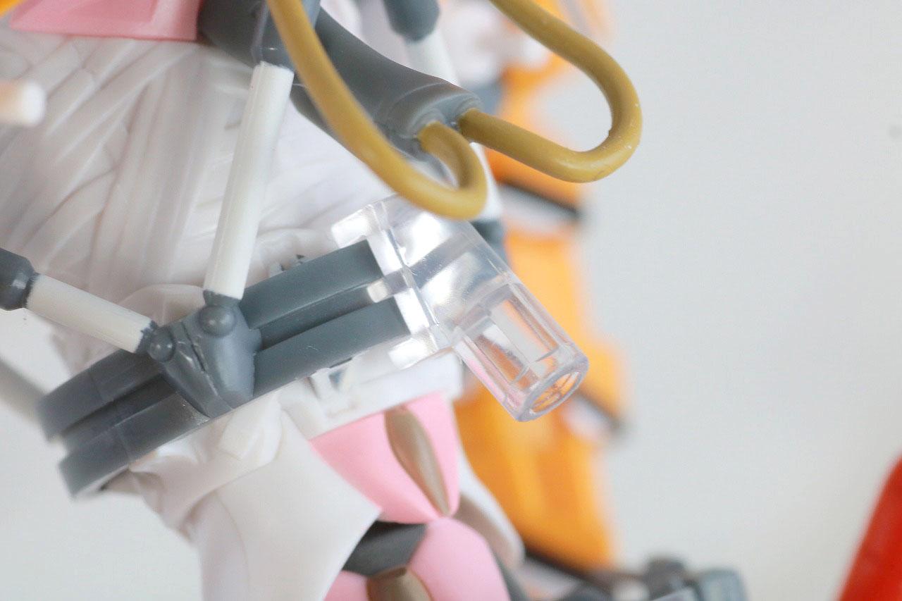 ROBOT魂 エヴァンゲリオン 8号機β 臨時戦闘形態 レビュー 付属品 台座 アタッチメントパーツ