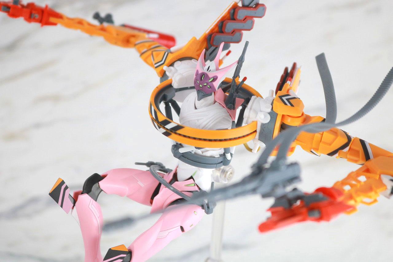 ROBOT魂 エヴァンゲリオン 8号機β 臨時戦闘形態 レビュー