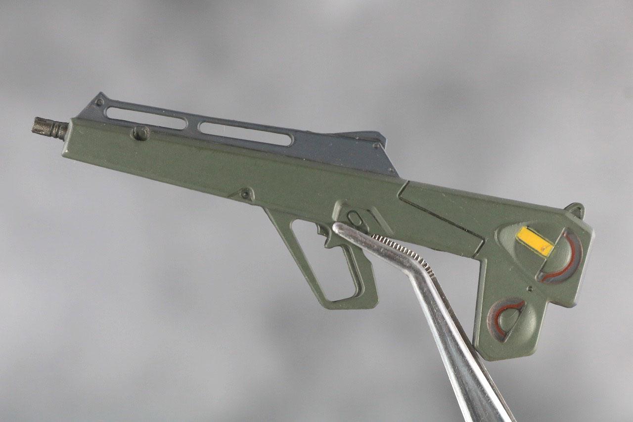 MAFEX エヴァンゲリオン 零号機(改) レビュー 付属品 パレットライフル