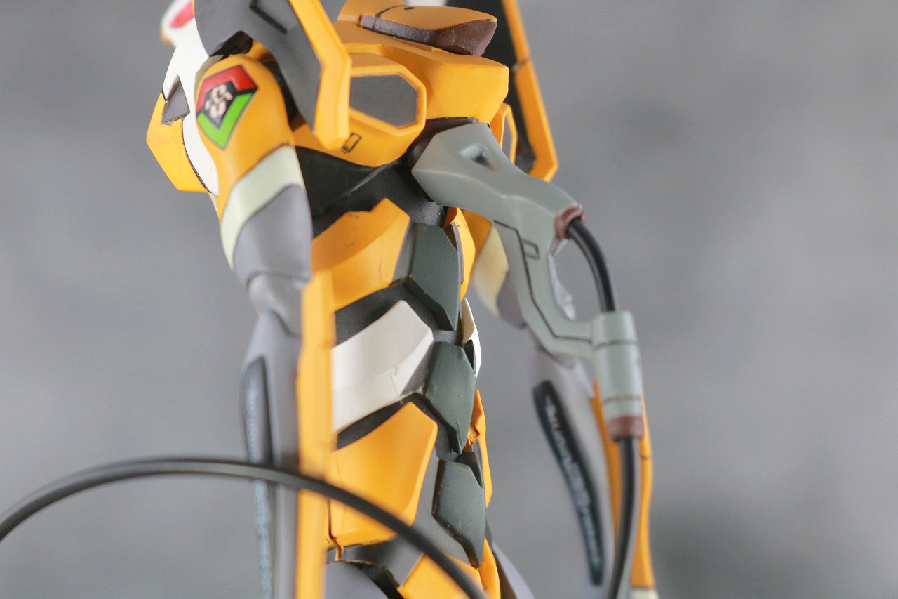 MAFEX エヴァンゲリオン 零号機(改) レビュー 付属品 アンビリカルケーブル