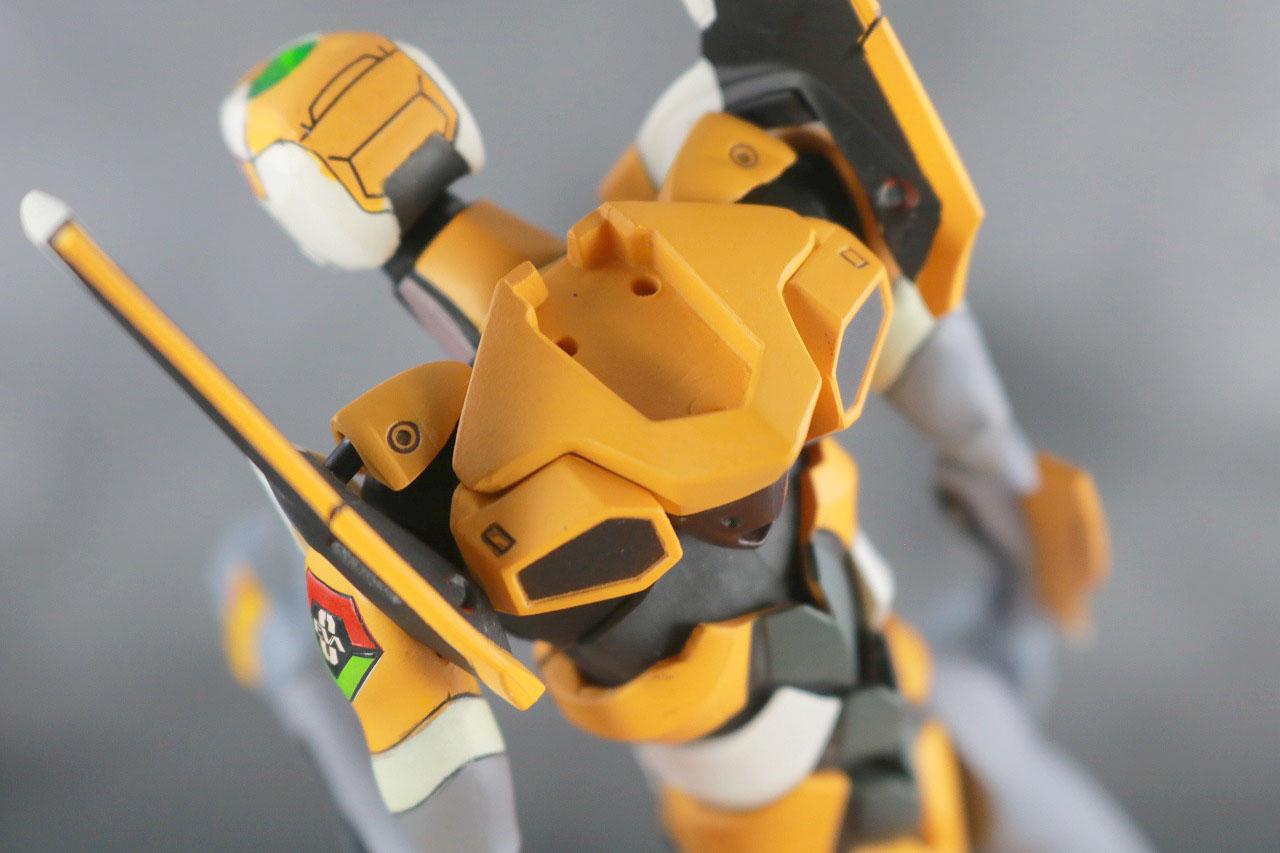 MAFEX エヴァンゲリオン 零号機(改) レビュー 付属品 エントリープラグ