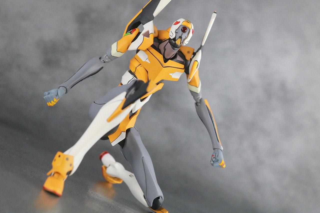 MAFEX エヴァンゲリオン 零号機(改) レビュー アクション
