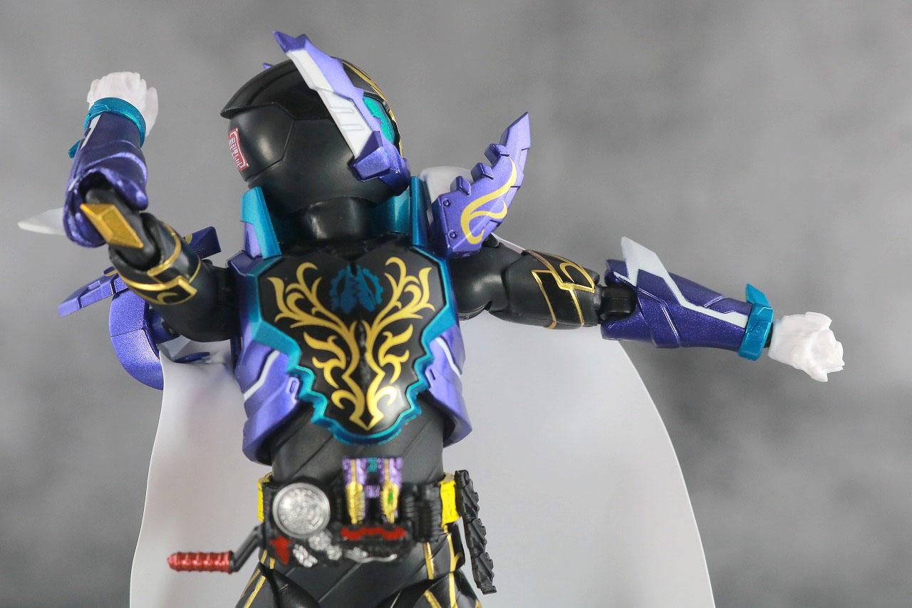 S.H.フィギュアーツ 仮面ライダープライムローグ レビュー 付属品 可動範囲