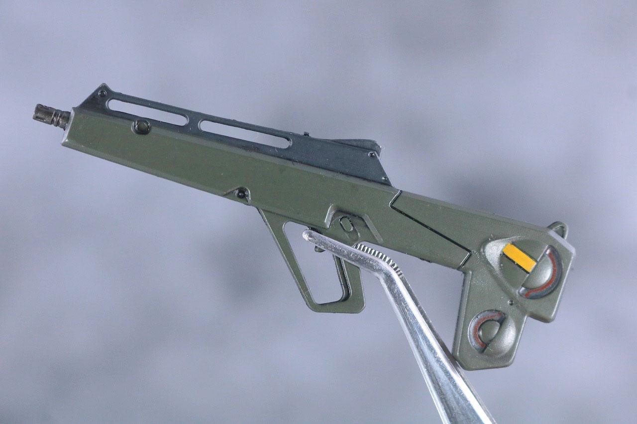 MAFEX エヴァンゲリオン2号機 レビュー 付属品 パレットライフル