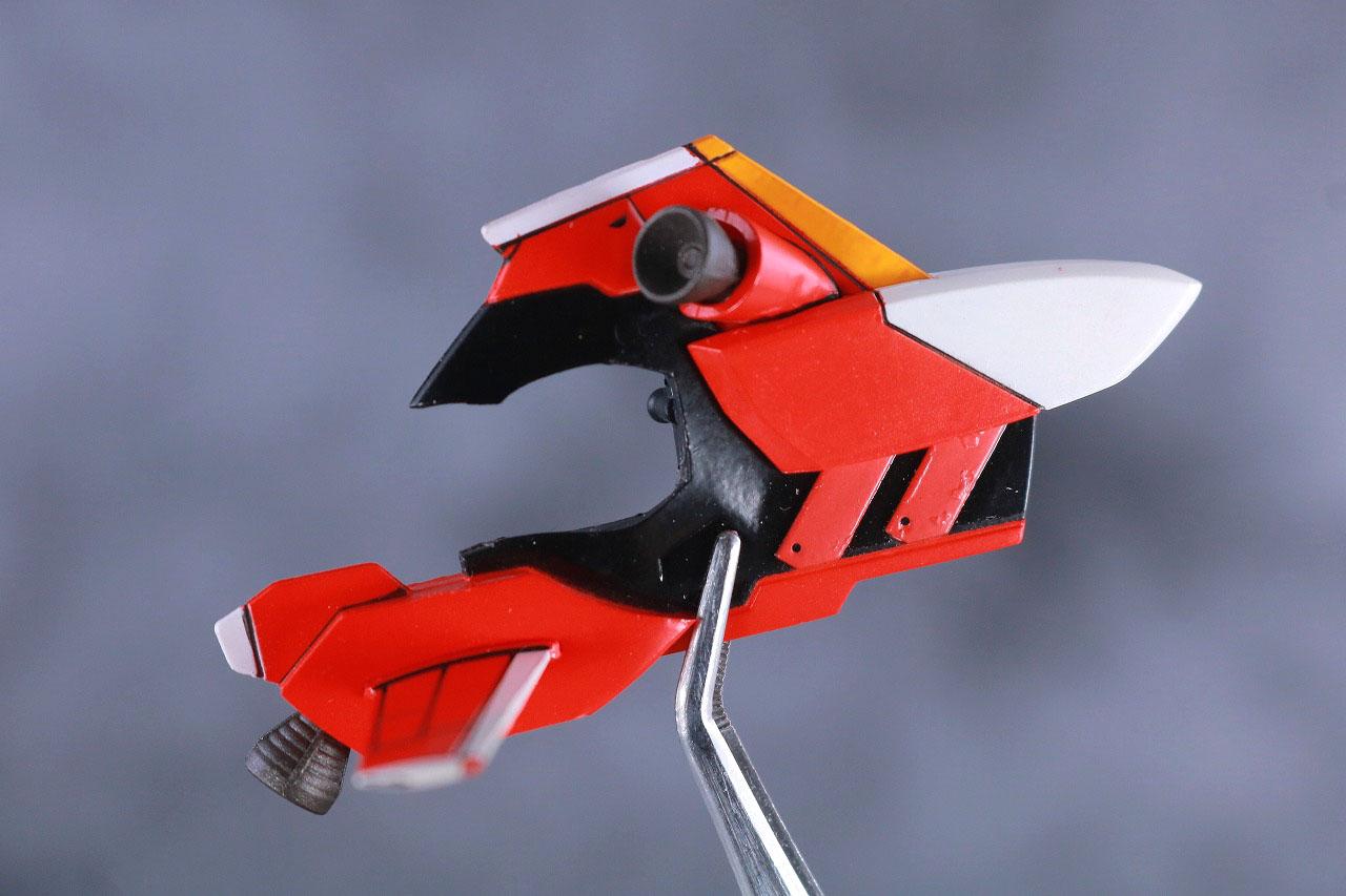 MAFEX エヴァンゲリオン2号機 レビュー 付属品 S型装備 ブースター