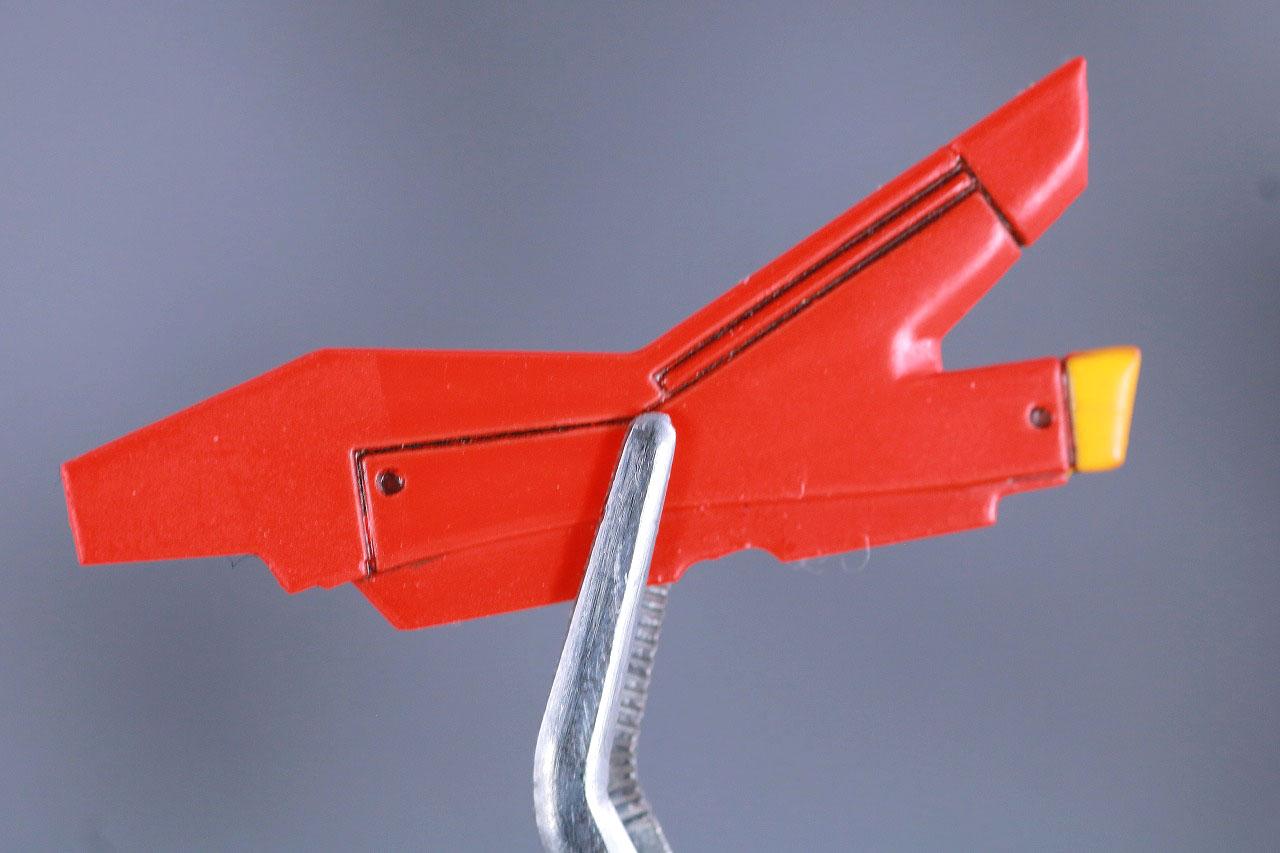 MAFEX エヴァンゲリオン2号機 レビュー 付属品 S型装備 ウイング