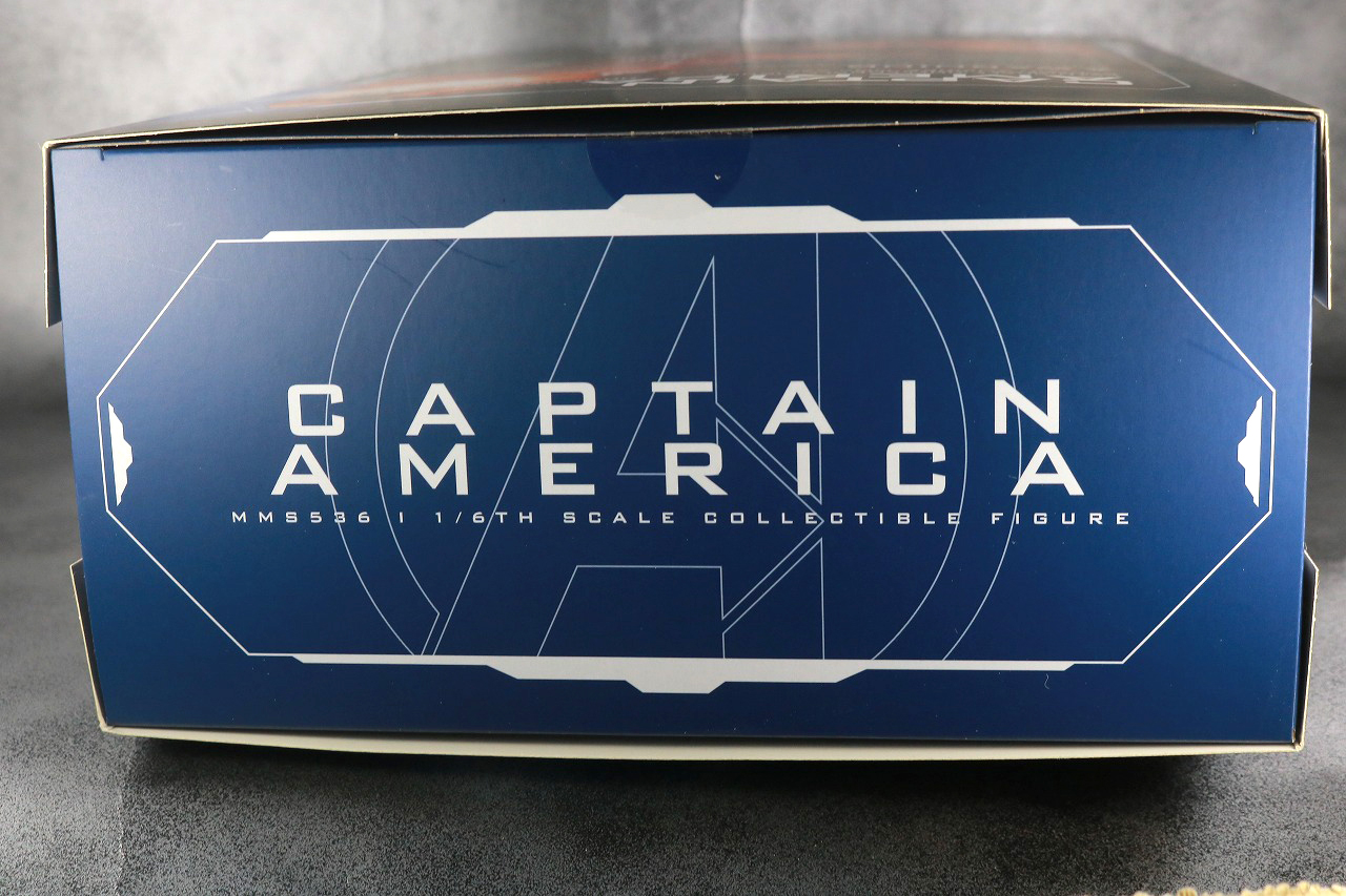 ホットトイズ ムービー・マスターピース キャプテンアメリカ アベンジャーズ/エンドゲーム レビュー パッケージ