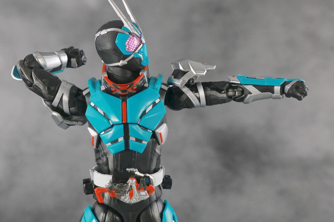 S.H.フィギュアーツ 仮面ライダー1型 ロッキングホッパー レビュー 可動範囲